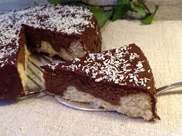 kuchen mit kokosmilch und schokolade kuchen mit kokosmilch