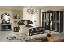 schlichter schlafzimmer set catania 6 teilig schwarz