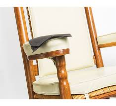 John F. Kennedy Official Replica Rocking Chair And Mourning ...