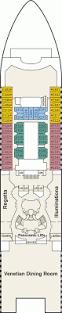Star Princess Aloha Deck Plan by Sun Deck 6 Emerald 0 Gif