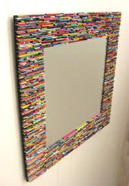 Diy Recycled Magazine Picture Frame Awesome 94 Best Magazines Books And Images On Pinterest