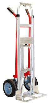 Hand Trucks R Us - Milwaukee 4-in-1 Hand Truck With Noseplate ... Milwaukee Hand Trucks 47025 Pin Handle Truck With Kickoff Ebay Standard Northern Tool Equipment 300lb Capacity Red Alinum Folding At Lowescom Best Image Kusaboshicom Glide Maxx Industrial Flow Back Irton 150lb Convertible Top 10 Reviewed In 2018 Truck Appliance Dolly Dollies Compare Prices 600 Lb