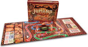 Amazon Cardinal Games Jumanji The Game Action Toys