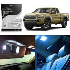 100 Led Interior Lights For Trucks Amazoncom Partsam Ice Blue LED Light Package Replacement