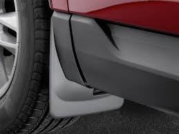 Chevy Colorado Weathertech Floor Mats by 2015 2018 Chevy Colorado Weathertech Digitalfit No Drill Mud Flaps