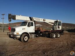 100 National Boom Truck 30 TON WITH 105 FT BOOM Crane For Sale On CraneNetworkcom