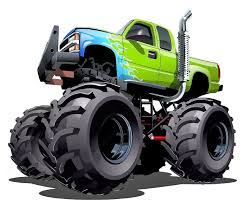 Pin By Joseph Opahle On Car Art Fun | Pinterest Monster Truck Clip Art Clipart Images Clipartimagecom Cartoon Royalty Free Vector Image 4x4 Buy Stock Cartoons Royaltyfree Monster Truck Available Eps10 Vector Format With Illustrations Creative Market Red