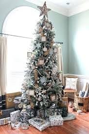 Wooden Bead Garland For Christmas Trees Flocked Farmhouse Tree Beaded Beads And Garlands