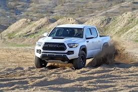 2017 Toyota Tacoma TRD Pro: AutoGuide.com Truck Of The Year ... New 2018 Toyota Tacoma Trd Sport Double Cab In Elmhurst Offroad Review Gear Patrol Off Road What You Need To Know Dublin 8089 Preowned Sport 35l V6 4x4 Truck An Apocalypseproof Pickup 5 Bed Ford F150 Svt Raptor Vs Tundra Pro Carstory Blog The 2017 Is Bro We All Need Unveils Signaling Fresh For 2015 Reader