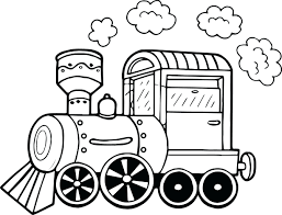Train Coloring Books Bulk Chuff Page Dragon Pages Free Dinosaur Book Full Size