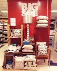 Visual Merchandising Display Home Linen Metropolitan Retail Mart Jakarta Indonesia