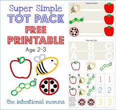 8 Best Images Of 3 Year Old Preschool Printables 4