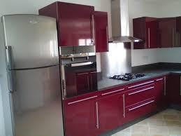 cuisine design tunisie model des cuisine cuisine design pas cher meubles rangement