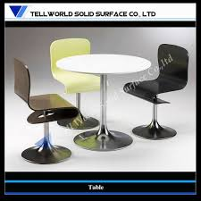China Round Marble Top Stainless Table Leg Pub Bar Table ... Khloe Round Marble Coffee Table Vida Living Carra Ding In Bone White Oracle 130cm Grey 4 Parker Velvet Knocker Chairs Tulip Tableround Replica Dia1200 Buy 6 Seater Black Set With Marion I Contemporary And Side Chair By Fniture Of America At Del Sol Vesper 51 Tables That Save On Space But Never Skimp For Awesome 1 5m Really Like This Table Chair Combo Probably Don Crema With Freya Selecting Royals Courage