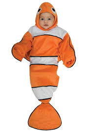 Finding Nemo Baby Clothes And by Baby Clown Fish Costume Newborn Finding Nemo Costume Ideas