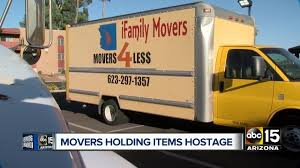 100 Truck Moving Companies Chandler Couple Company Held Items Ransom For More Money