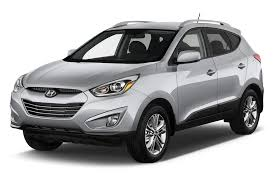2015 Hyundai Tucson Reviews and Rating