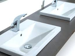 Wall Mounted Faucet Bathroom by Faucet Bathroom Sink Brushed Nickel Bathroom Faucet Sink Leak