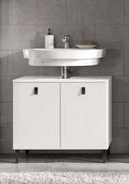 toledo badezimmer waschbecken unterschrank weiß