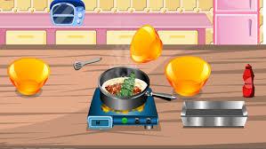 les jeux de fille et de cuisine telecharger les jeux de fille de cuisine 100 images jeu