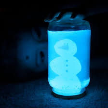 A Quick And Easy Winter Craft It Even Functions As Regular Snow Globe In Normal Daylight