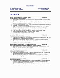 Unique Consulting Resume Examples Elegant Sports Internship
