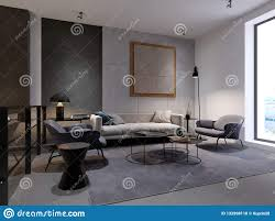 100 Contemporary Interior Design Magazine Recreation Area With Sofa Armchair And Table