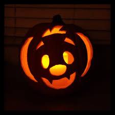 Club Penguin Pumpkin Stencils by It U0027s A Face On A Pumpkin With Light Shining Through The Holes