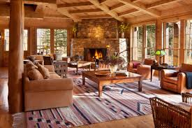 100 Rustic Design Homes Ideas Log Farmhouse Home Decor