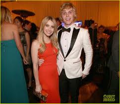 Halloween 6 Cast by Emma Roberts U0026 Evan Peters Split End Engagement Exclusive