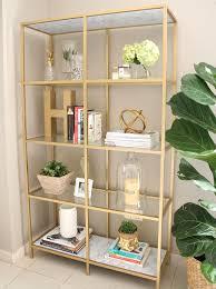 the 25 best gold shelves ideas on pinterest ikea shelves