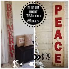 Two It Yourself: DIY Large Christmas Sign {Pottery Barn 'Peace ... Best 25 Pottery Barn Fniture Ideas On Pinterest Discount Register Mat Sears Demise Turning Into Challenge For Lamperts Seritage Ikea Ektorp Versus Barn Grand Sofa 2014 Us Retail Industry Chain Store Closings Complete Bystate Closing List Interview Monique Lhuillier On Her Collection 20 Easy Diy Bed Frame Projects You Can Build A Budget Rare Concept Faux Leather Argos Next To Teen Teen