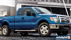 100 Ford Truck F150 2012 Test Drive Review YouTube