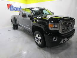 100 Dually Truck For Sale 2019 GMC Sierra 3500HD 4WD Crew Cab Long Box Denali Duramax