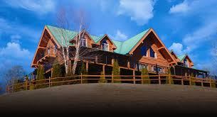 One Bedroom Cabins In Gatlinburg Tn by Large Pigeon Forge Luxury Cabin Rental Moose Hollow Lodge