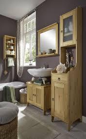 badschrank lavata badezimmerschrank aus massiver kiefer