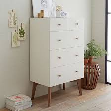 Babyletto Modo 5 Drawer Dresser by Babyletto Modo 5 Drawer Dresser Allmodern Madeline U0027s Room