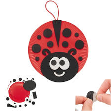 Best Photos Of Free Ladybug Crafts