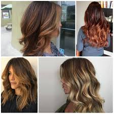 Fashion Hair Colour Trends 2017