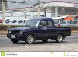 100 Mazda Mini Truck Private Car Family Pick Up Editorial Stock Image