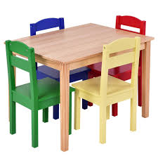 Amazon.com: 5 Piece Natural Pine Wood Multicolor Kids Table And 4 ... Robin 5 Piece Solid Wood Ding Set Nice Table In Natural Pine With 4 Chairs Round Drop Leaf Collection Arizona Chairs In Spennymoor County Durham Gumtree Wooden One 4pcslot Chair White Hot Sale Room Sets From Fniture On Aliexpresscom Aliba Omni Home 2019 Table Merax 5pc Dning Dinette Person And Soild Kitchen Recycled Baltic Timber Tables With Steel Base Bespoke Hardwood Casual Bisque Finish The Gray Barn Broken Bison Antique Bradleys Etc Utah Rustic How To Refinish A Its Actually Extremely Easy