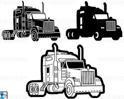 Truck 18 Wheeler Monogram Clipart / Cutting Files Svg Png | Etsy Big Blue 18 Wheeler Semi Truck Driving Down The Road From Right To Retro Clip Art Illustration Stock Vector Free At Getdrawingscom For Personal Use Silhouette Artwork Royalty 18333778 28 Collection Of Trailer Clipart High Quality Free Cliparts Clipart Long Truck Pencil And In Color Black And White American Haulage With Blue Cab Image Green Semi 26 1300 X 967 Dumielauxepicesnet Flatbed Eps Pie Cliparts