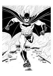 Printable 32 Batman Coloring Pages 8510