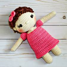 David Charles Books My Crochet Doll KnittingWarehouse