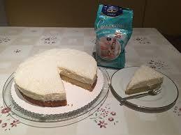 kokos mandel torte