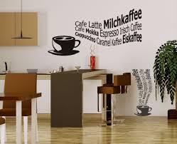 wandtattoo für die küche deko ideen zur wanddekoration