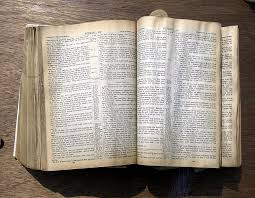 Do You Take Pride In Your Glo Bible Probably Not Does Family The Wrinkled Stained Marked Up Decades Old Hauled Out Every Night