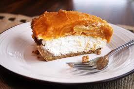 Epicurious Pumpkin Pie by Lazy Gluten Free Gluten Free Double Layer Pumpkin Pie