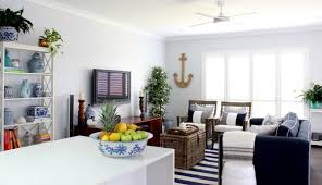 Nautical Style Living Room Furniture by A Nautical Style Living Room Diy Decorator