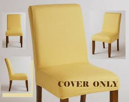 World Market ANNA Parsons Chair,ONE Cover ONLY,Cotton Yellow Gold Slipcover  NEW Sure Fit Ballad Bouquet Wing Chair Slipcover Ding Room Armchair Slipcovers Kitchen Interiors Subrtex Printed Leaf Stretchable Ding Room Yellow 2pcs Ektorp Tullsta Chair Cover Removable Seat Graffiti Pattern Stretch Cover 6pcs Spandex High Back Home Elastic Protector Red Black Gray Blue Gold Coffee Fortune Fabric Washable Slipcovers Set Of 4 Bright Eaging Accent And Ottoman Recling Queen Anne Wingback History Covers Best Stretchy Living Club For Shaped Fniture